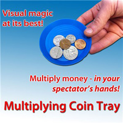 Multiplying-Coin-Tray