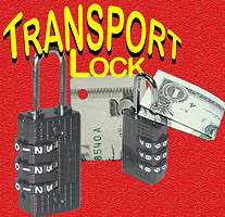 Transport-Lock