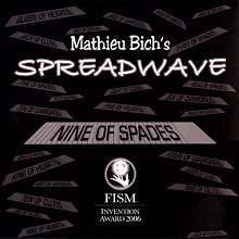 Spreadwave 2.0 - Mathieu Bich