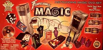Astounding Magic Set - Fantasma