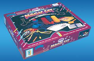 Deluxe Easy Magic Set No. 1