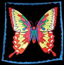 Silk - Butterfly