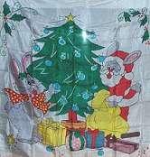 Christmas Silk 36 inch