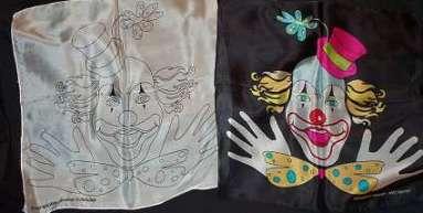 Silk - Clown Design