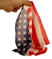 Silk - American Flag