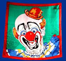 Clown Silk 36 Inch