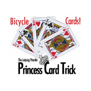 Princess Card Trick
