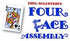 Four Face Assembly