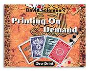 Printing On Demand