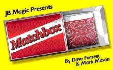 Matchbox--JB-Magic