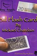 Bill Flash Card