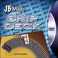 Ship Deck - JB Magic