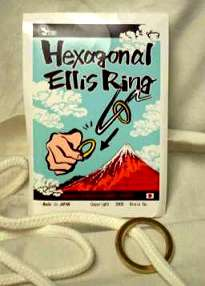 Hexagonal-Ellis-Ring