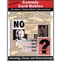 Comedy Card Babies - Pocket Size