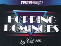 Hopping-Dominoes