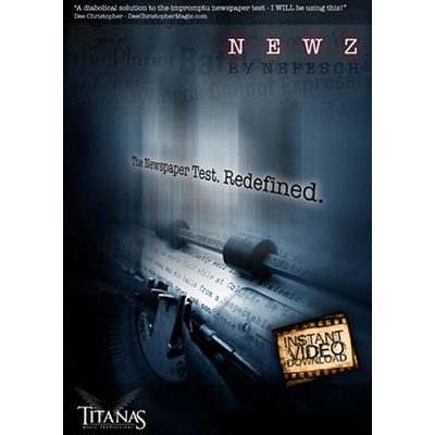Newz by Nefesch - ebook  DOWNLOAD