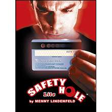 Safety Hole Lite 2.0 by Menny Lindenfield*