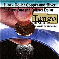 Copper and Silver - Euro Dollar