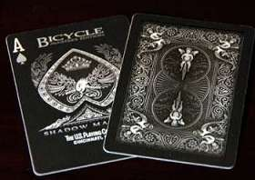 Shadow Masters Deck - Ellusionist