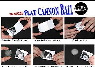 Flat Cannon Ball