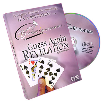 Guess Again Revelation by Barry Taylor