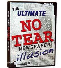 Ultimate No Tear Newspaper*