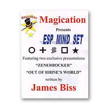 ESP Mind Set by James Biss