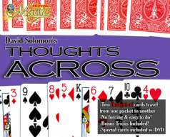 Thoughts Across - David Solomon