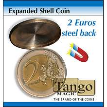 Expanded Shell  Euro Steel Back