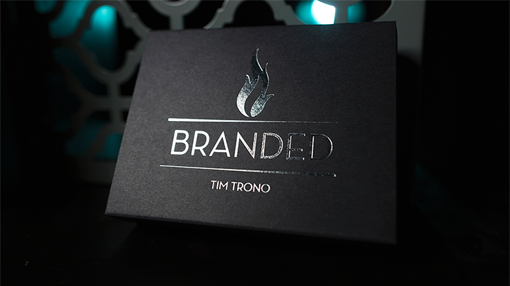 Branded by Tim Trono