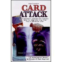 Card Attack by Alex Lourido
