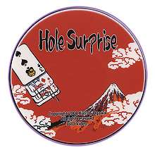 Hole Surprise by Shinpei Ogawa