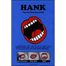 Hank The Pet Hanky