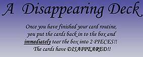 Disappearing-Deck*