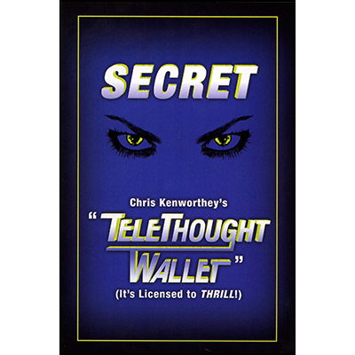 Telethought Wallet - Large*