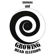 Shrinking And Growing Head Illusion