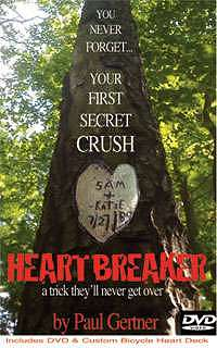 Heartbreaker - Paul Gertner