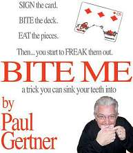 Bite Me - Paul Gertner*