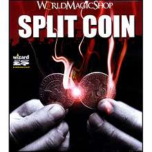 Split Coin by World Magic Shop