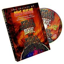 Ring Flight DVD - Worlds Greatest  Magic*