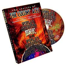 Collins Aces - - Worlds Greatest Magic*