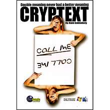 Cryptex by Haim Goldenberg*