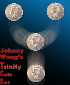 Trinity Coin Set - Johnny Wong