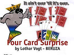 Four Card Surprise