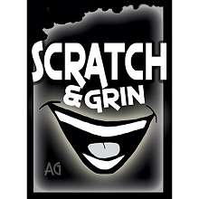 Scratch And Grin by Andrew Gerard