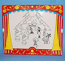 Magic Circus Frame
