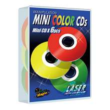 Manipulation Mini CDs Color
