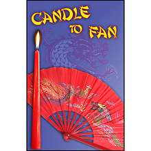 Candle-To-Fan