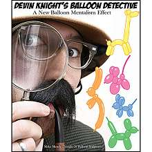 Balloon Detective by Devin Knight