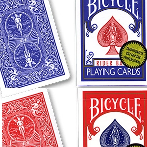 Bicycle Playing Cards (Gold Standard)